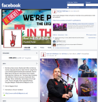 facebook red hot chilli pipers kiwode 144x150 Red Hot Chilli Pipers, KiWo 2014 Kieler Woche