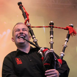 Red Hot Chilli Pipers, KiWo 2014